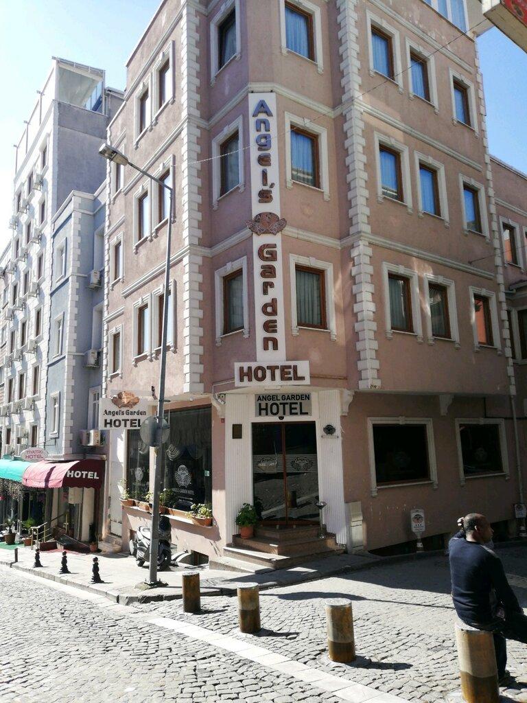 otel — Angels Garden Hotel — Fatih, foto №%ccount%