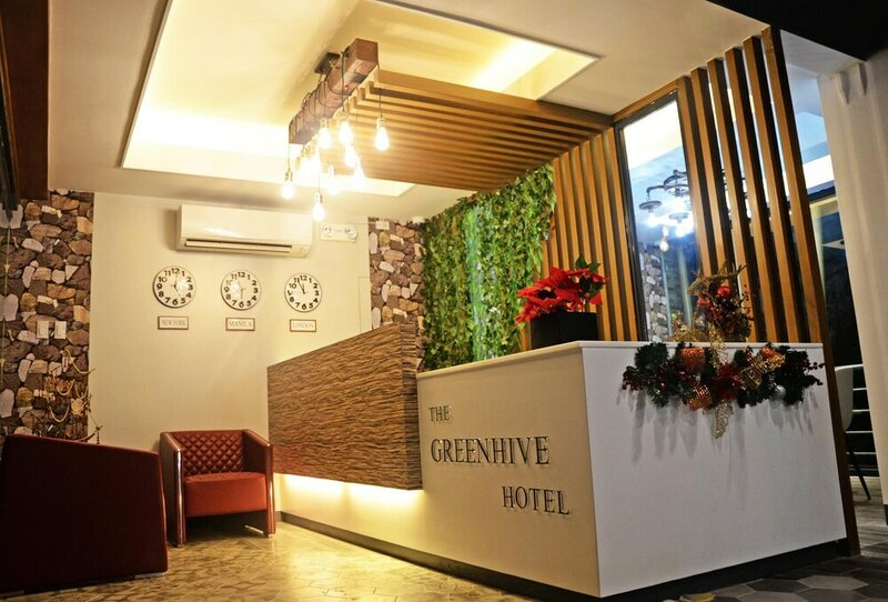 The GreenHive Hotel