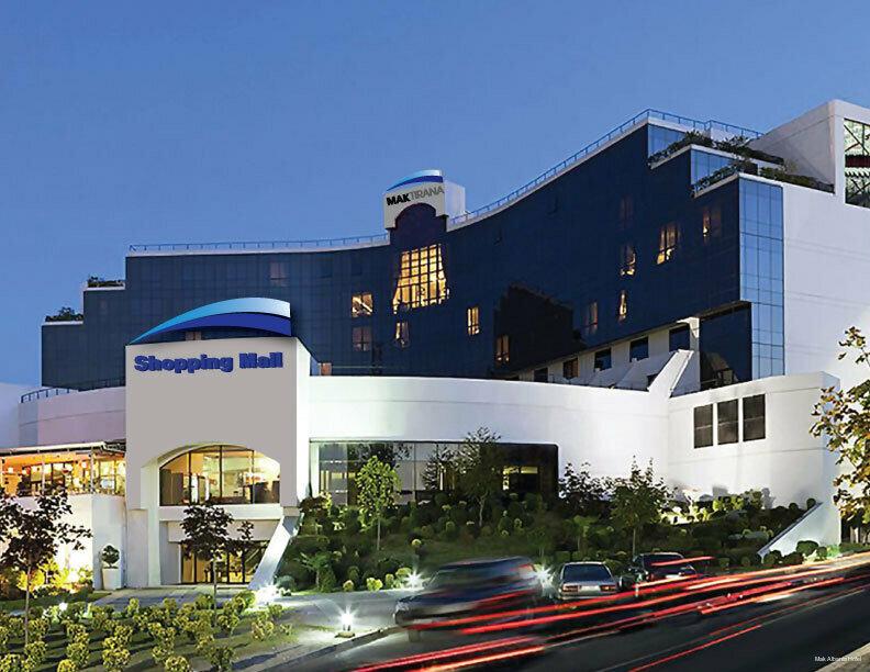 Mak Albania Hotel