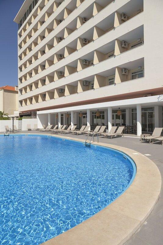 Гостиница Hotel Praia Mar