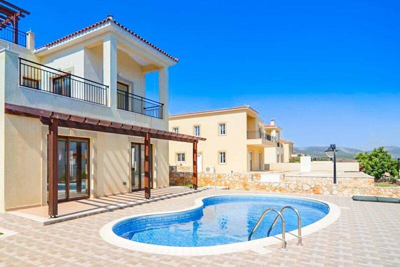 Prengos Sea View Villa № 8