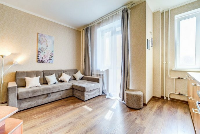FlatStar Ushinskogo 33/3 Apartments