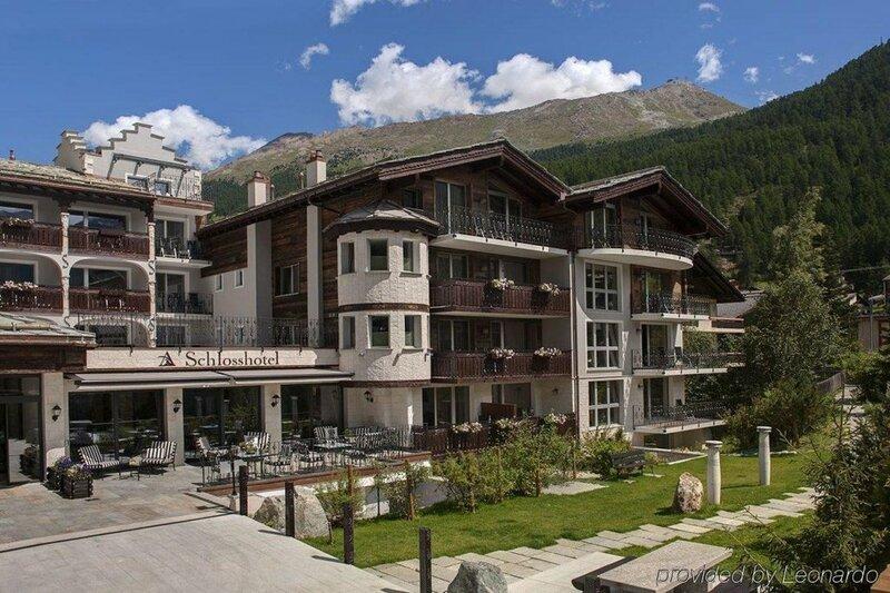 SchlossHotel Zermatt – Active & Cbd SPA Hotel