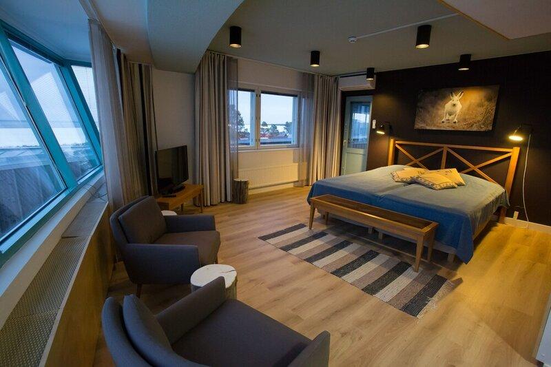 Luotsihotelli - Arctic Lighthouse Hotel