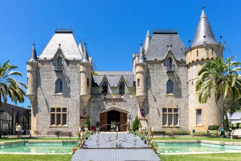 Castelo De Itaipava - Eventos & Hotel