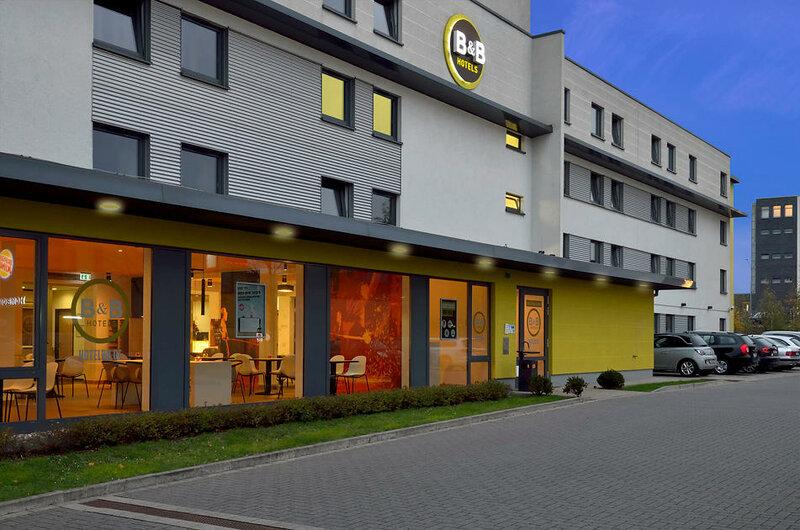 B&b Hotel Essen