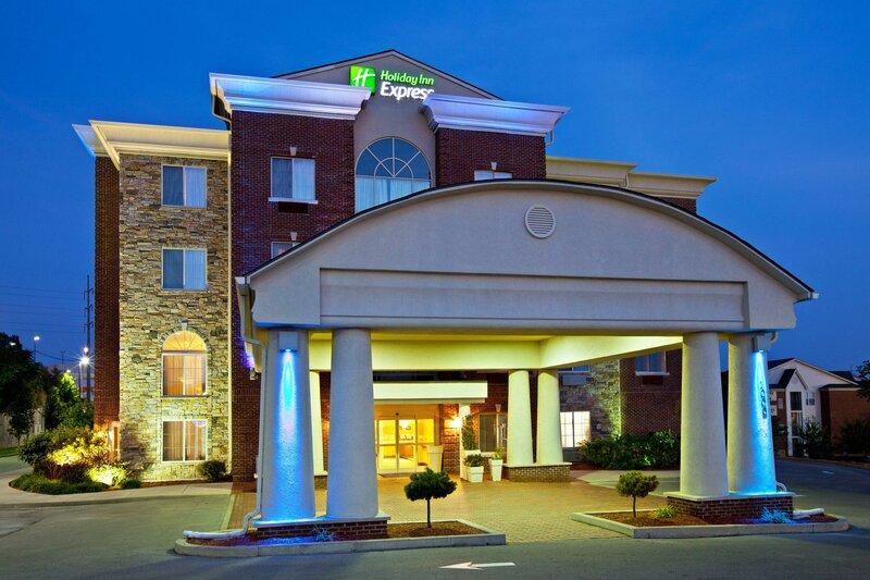 Holiday Inn Express Hotel & Suites Lexington-Downtown/University