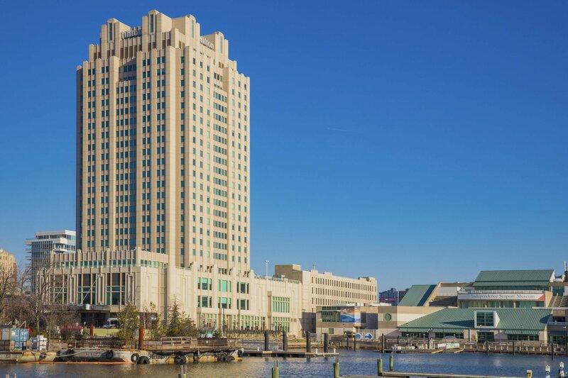 Hilton At Penn'S Landing