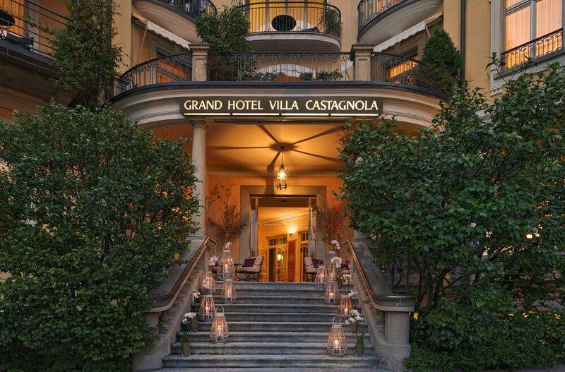 Grandhotel Villa Castagnola Au Lac