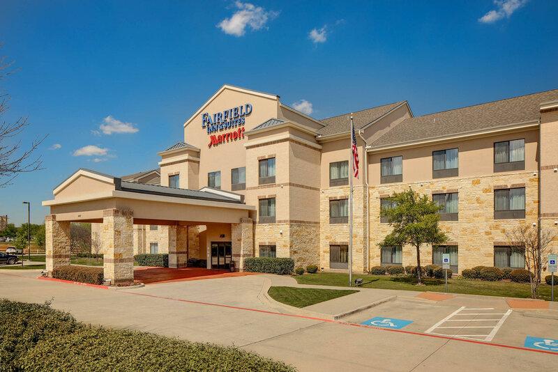 Fairfield Inn & Suites by Marriott Dallas Mansfield
