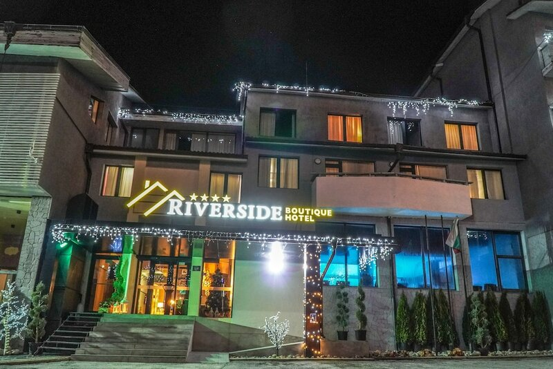 Riverside Boutique Hotel - Winter Half Board