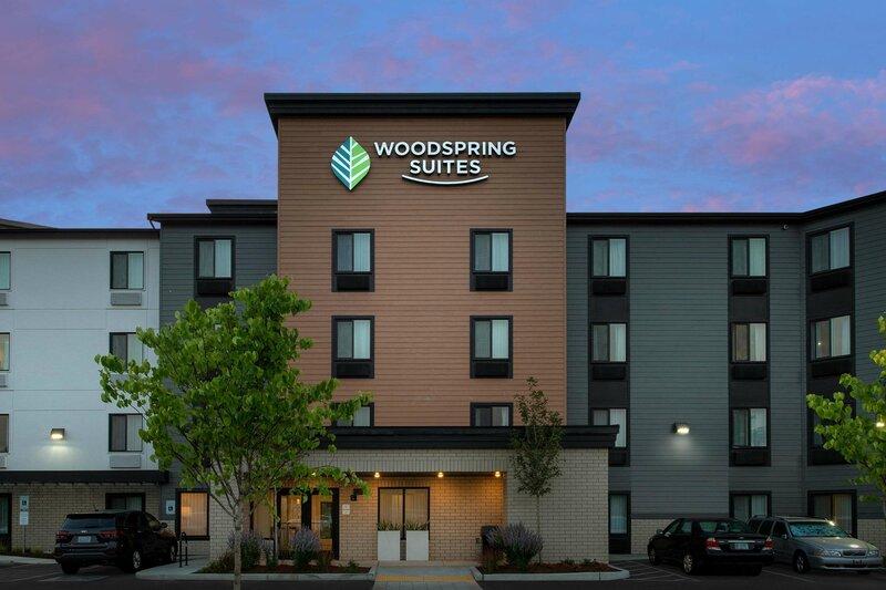 WoodSpring Suites Seattle Tukwila