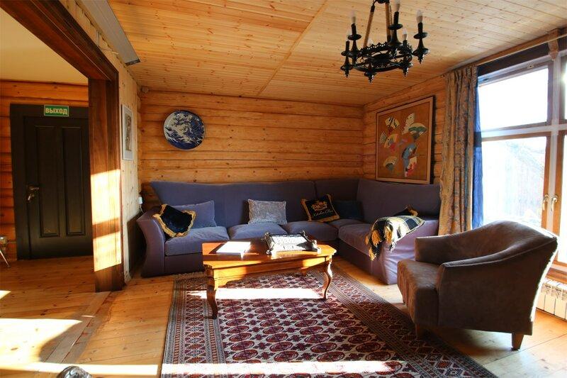 Гостевой дом Староладожская усадьба