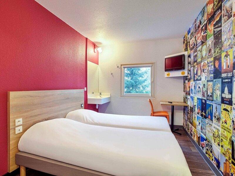 HotelF1 Nemours Hotel