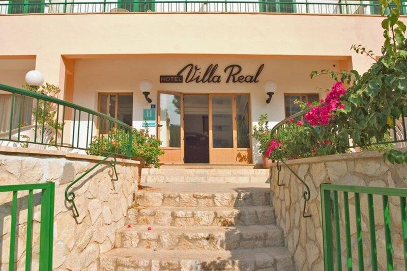 Apartamentos Villa Real