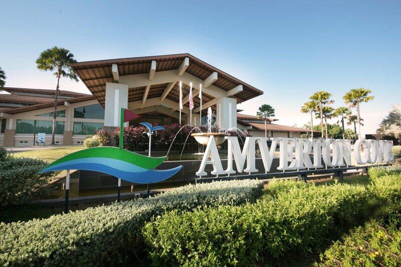 Amverton Cove Golf And Island Resort