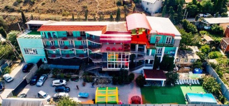 Эко отель Мирали