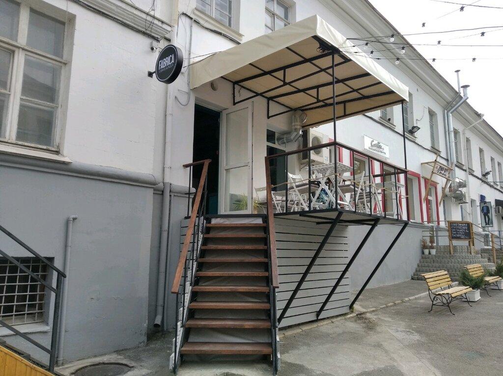 пиццерия — Fabrica Cafe — Севастополь, фото №2