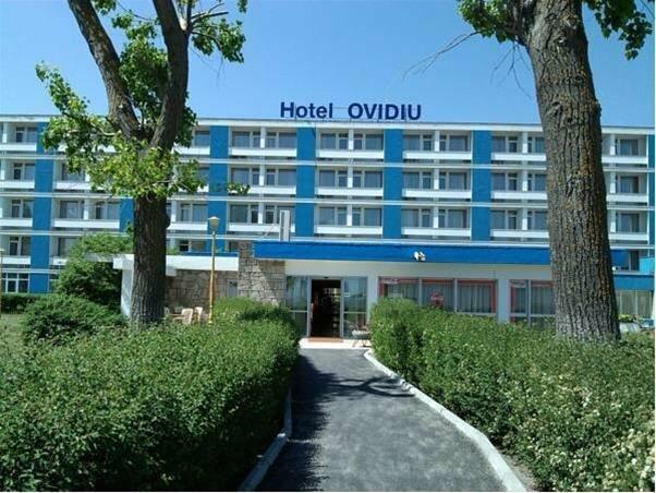 Aparthotel Luxury Ovidiu Mamaia