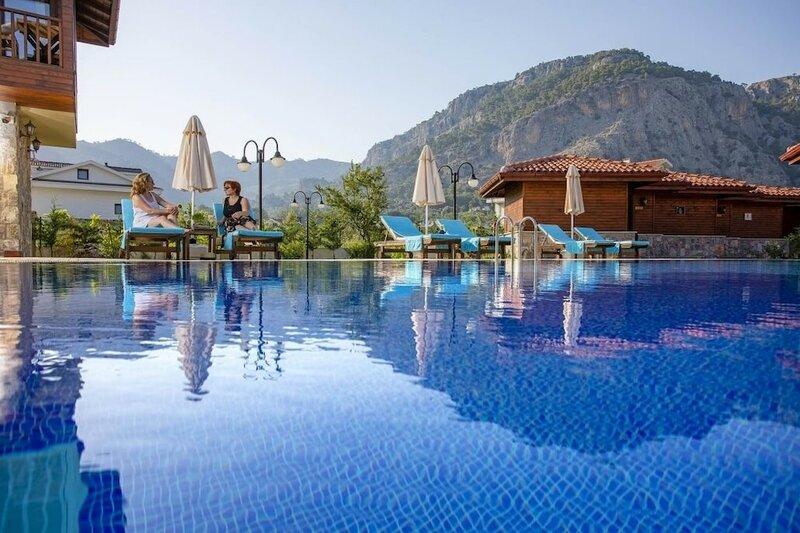 Sandal Hotel Gocek