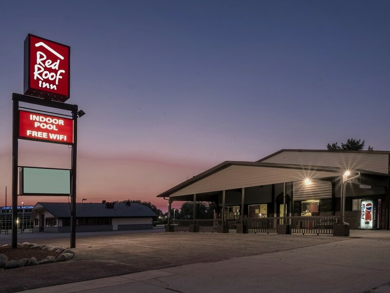 Red Roof Inn Vermillion - U of South Dakota