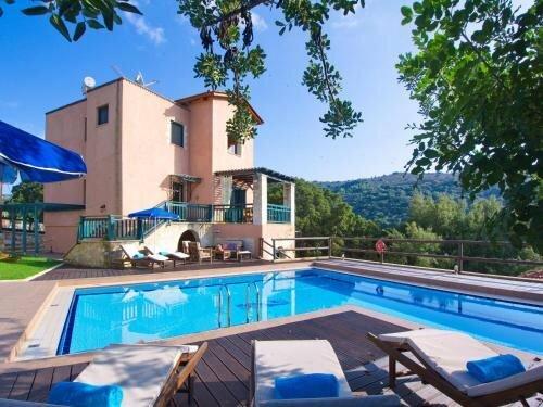Villa Amvrosia Nr Kalives Crete
