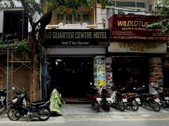 Old Quarter Centre Hotel