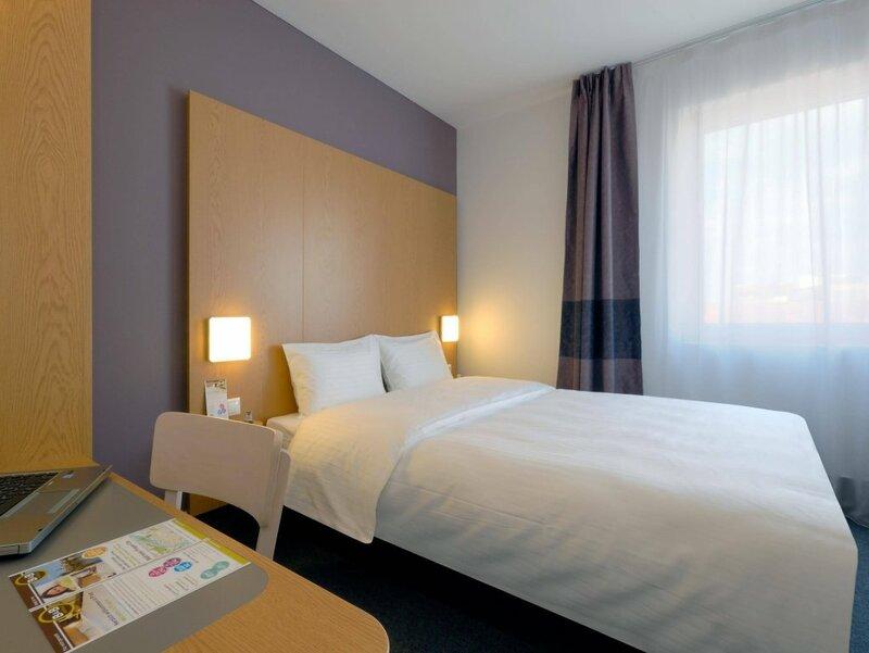 B & B Hotel Prague City