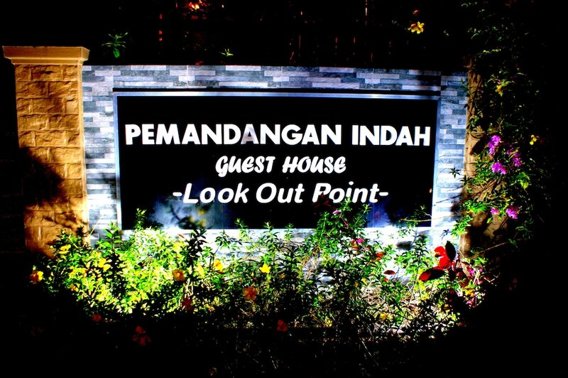 Pemandangan Indah Guest House - Look Out Point