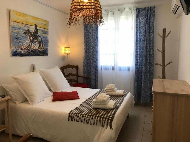 Hôtel Le Neptune EN Camargue