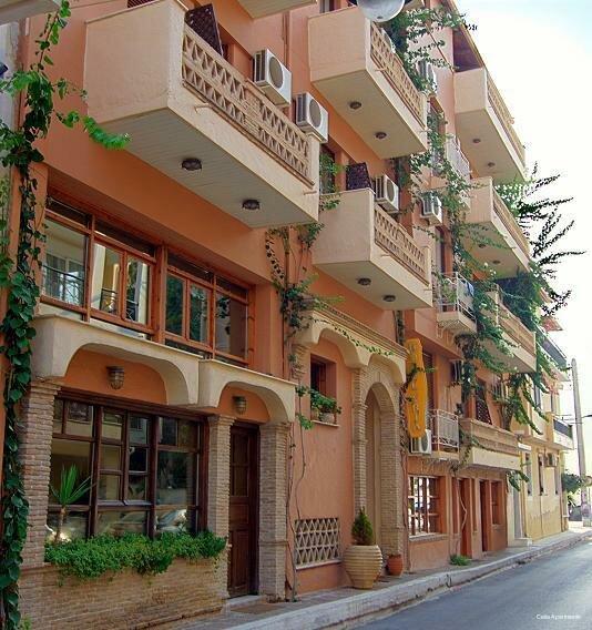 Celia Apartments