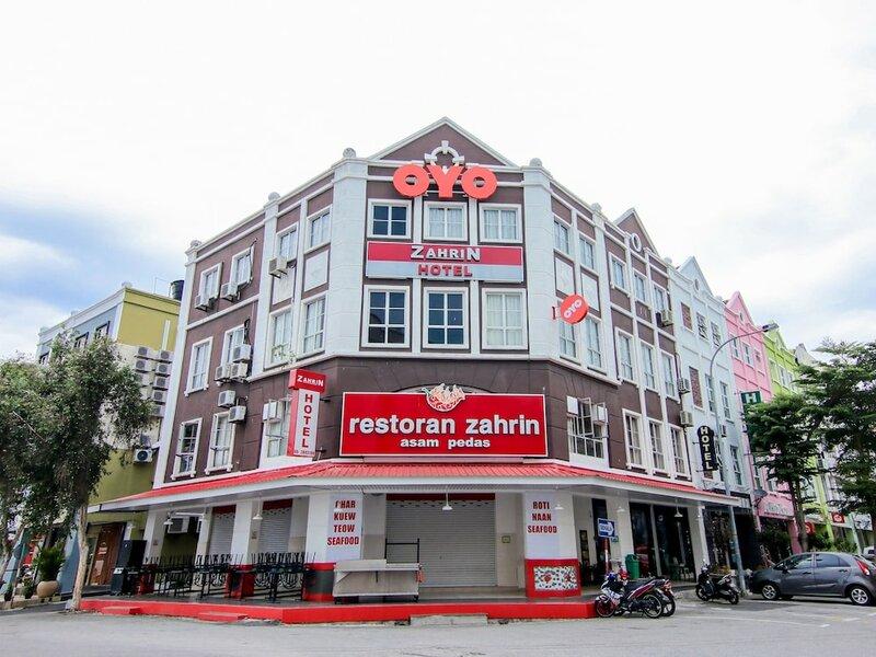 Oyo 89689 Zahrin Hotel