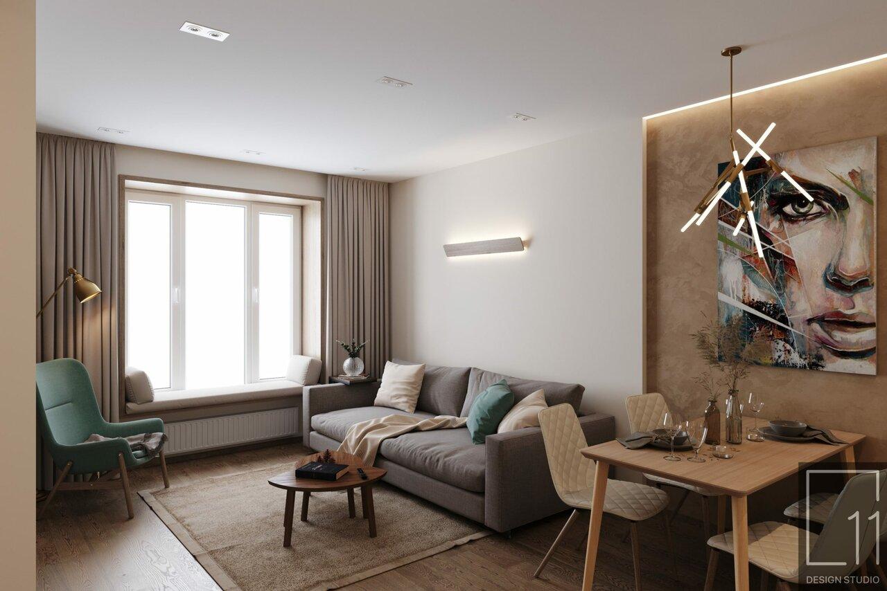 Дизайн квартир в кирове фото