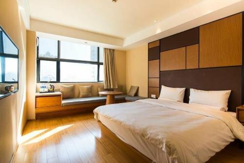Ji hotel Chongqing Jiefangbei Walking Street Branch