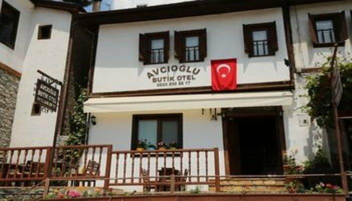 Avcıoğlu Konak Otel