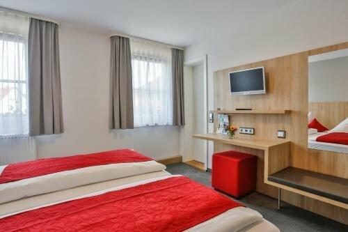 Md-Hotel Landgasthof Hirsch