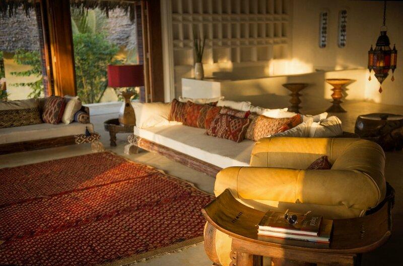 Курортный отель Qambani Luxury Resort