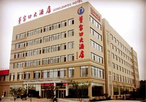 Jinjiang Inn Select Qingdao Huangdao Boli Dongjiakou