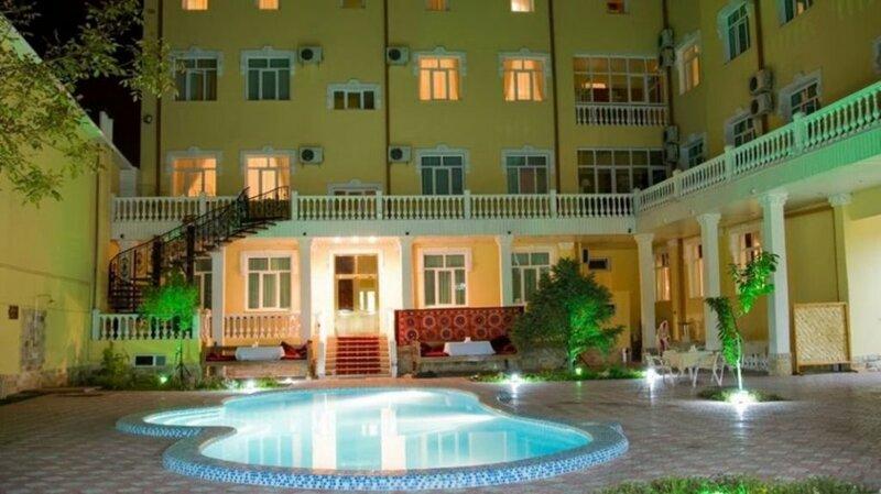 Retro Palace гостиница
