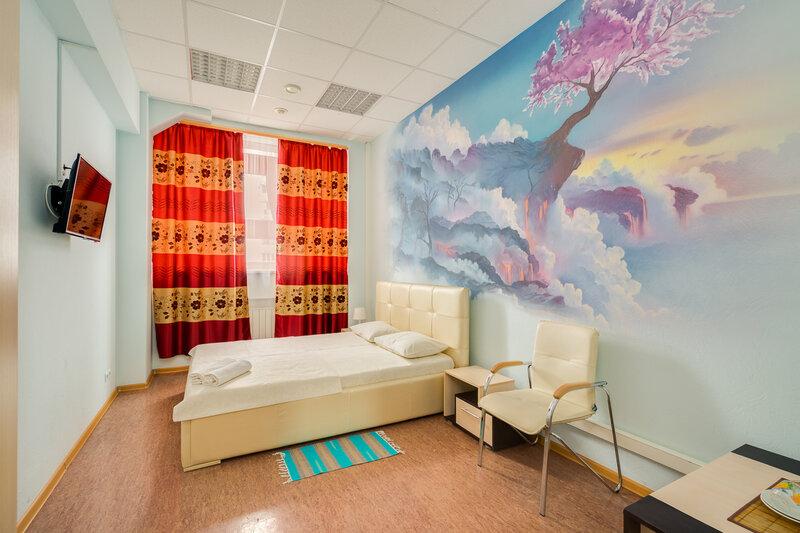 Отель на Щелковской
