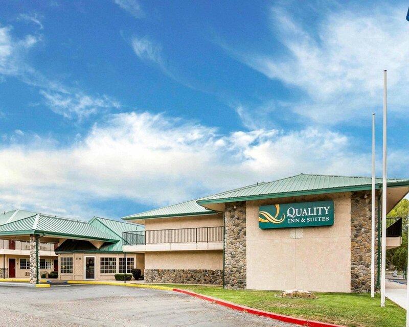 Quality Inn & Suites Minden