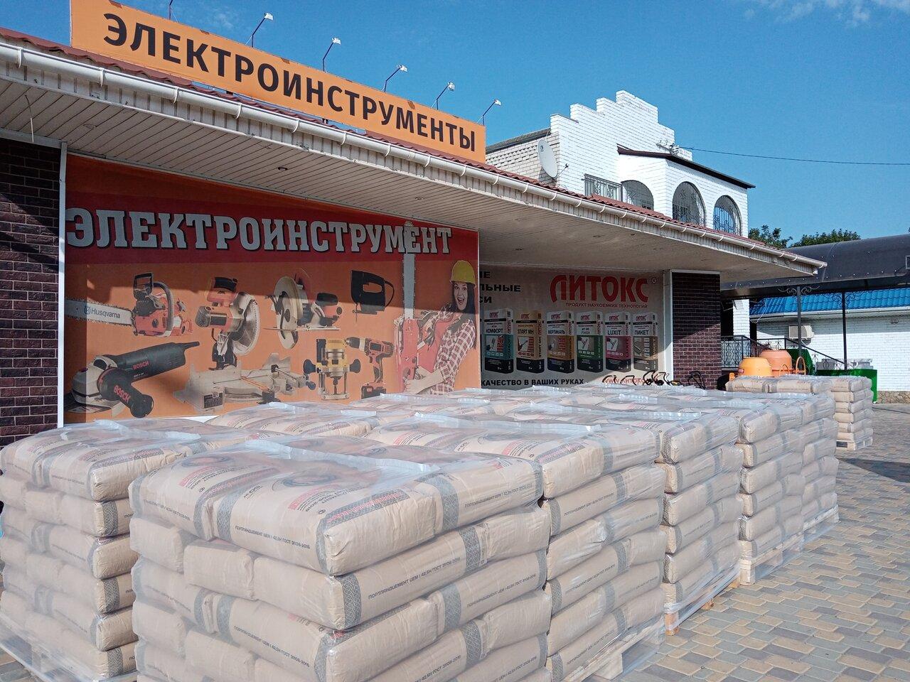 бетон ст тбилисская