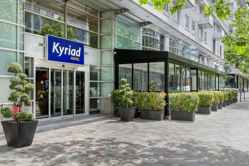 Kyriad Paris Bercy Village