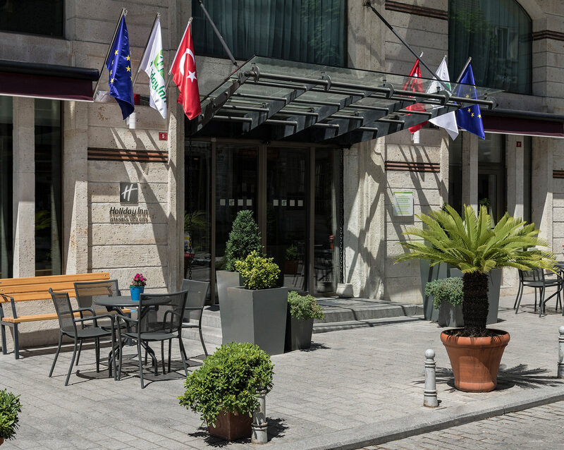 otel — Holiday Inn Istanbul - Old City — Fatih, photo 2