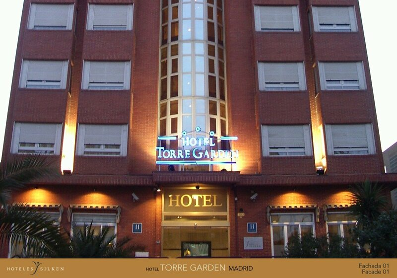 Hotel Porcel Torre Garden
