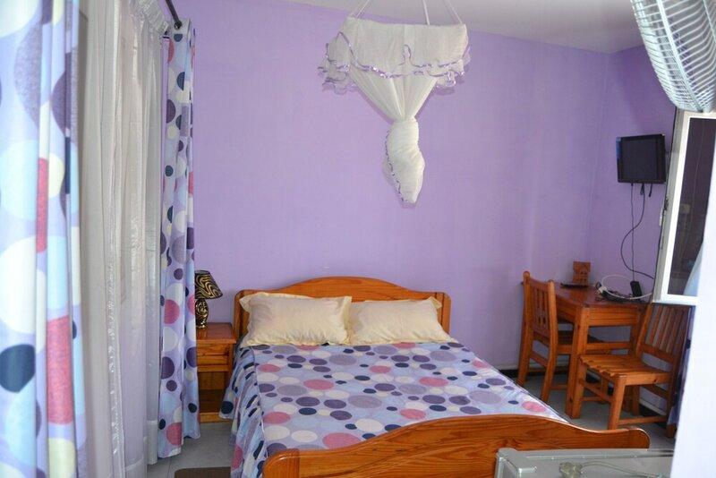 Appart Hotel Tiavina Mandrosoa
