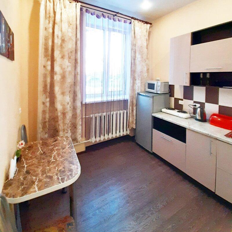 Апартаменты на Немировича-Данченко 163