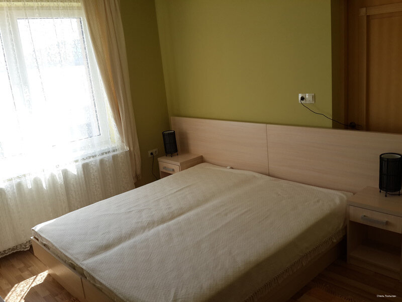 Отель Тюльпан