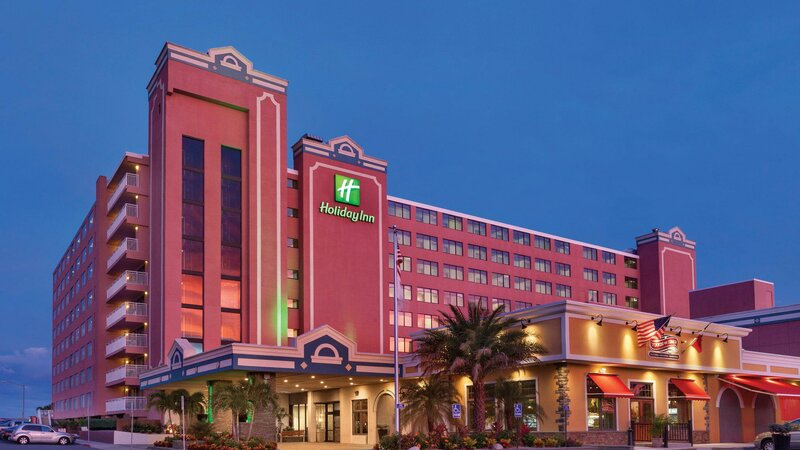 Holiday Inn Oceanfront Ocean City