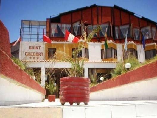 Hotel Saint Gregory